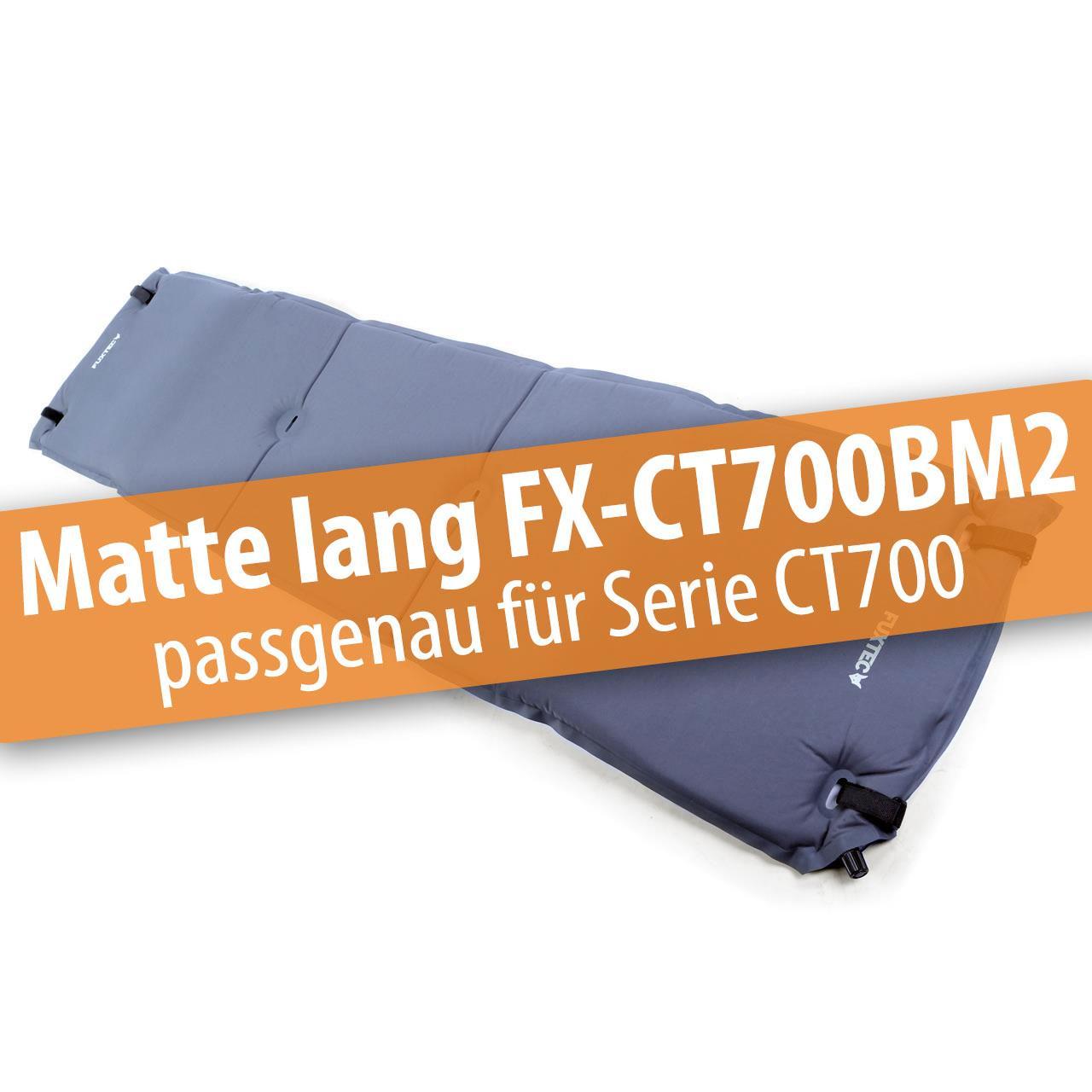 FUXTEC Bollerwagenmatte FX-CT700BM2 passend für Serie CT700 und CT800
