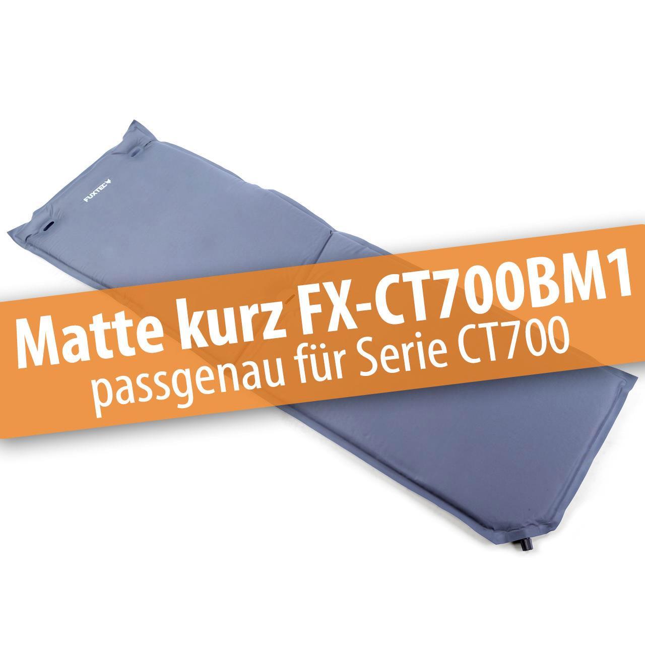 FUXTEC Bollerwagenmatte FX-CT700BM1 passend für Serie CT700 und CT800