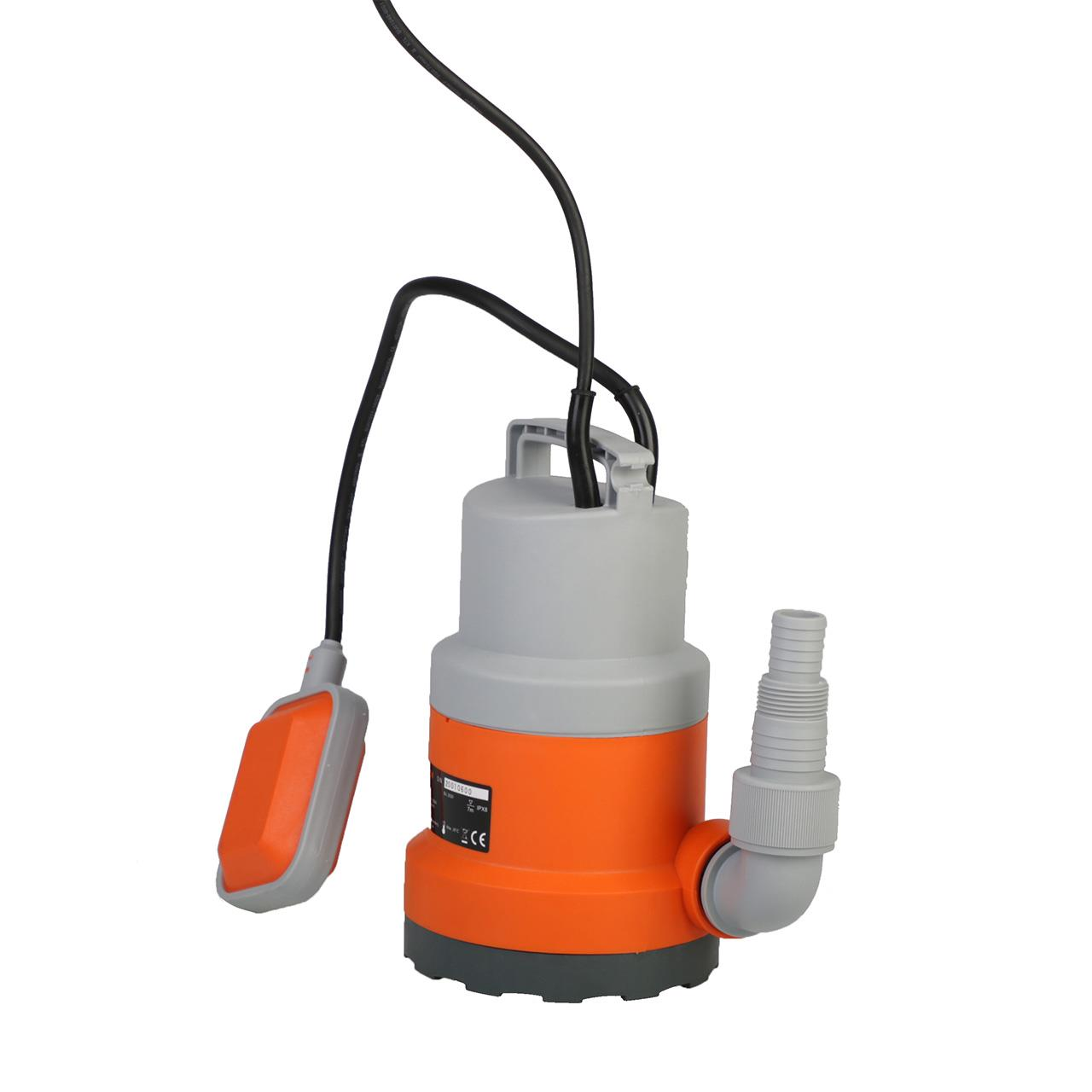 FUXTEC Tauchpumpe FX-TP1250 - 250 Watt
