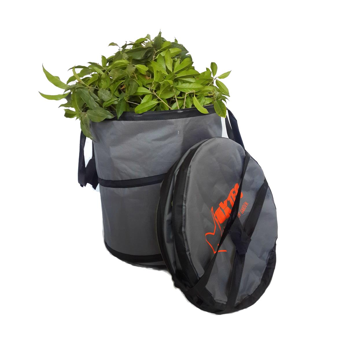 FUXTEC Gartenabfallbehälter FX-GB100 6er Set