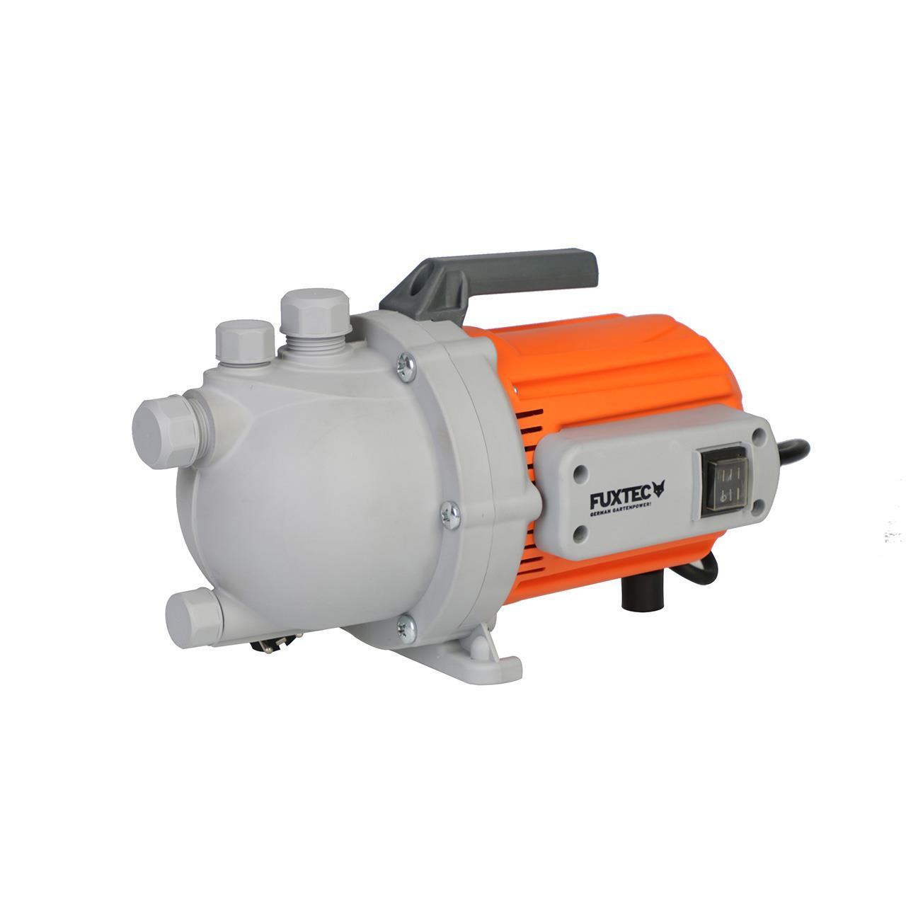 FUXTEC Gartenpumpe FX-GP1600