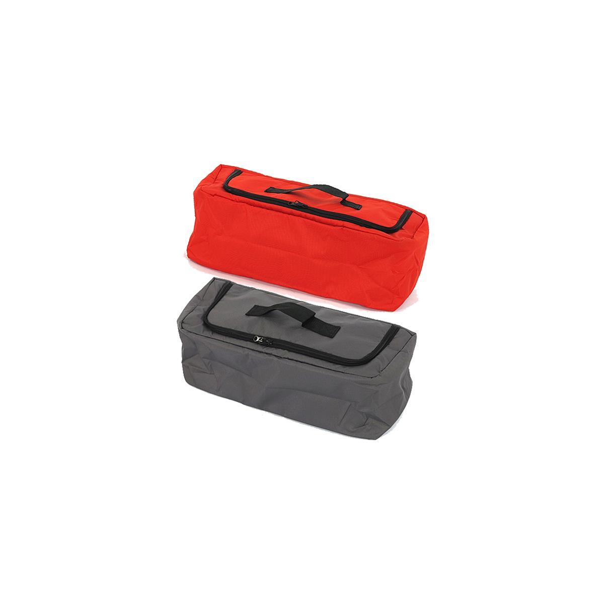 FUXTEC Kühltasche ROT für Bollerwagen