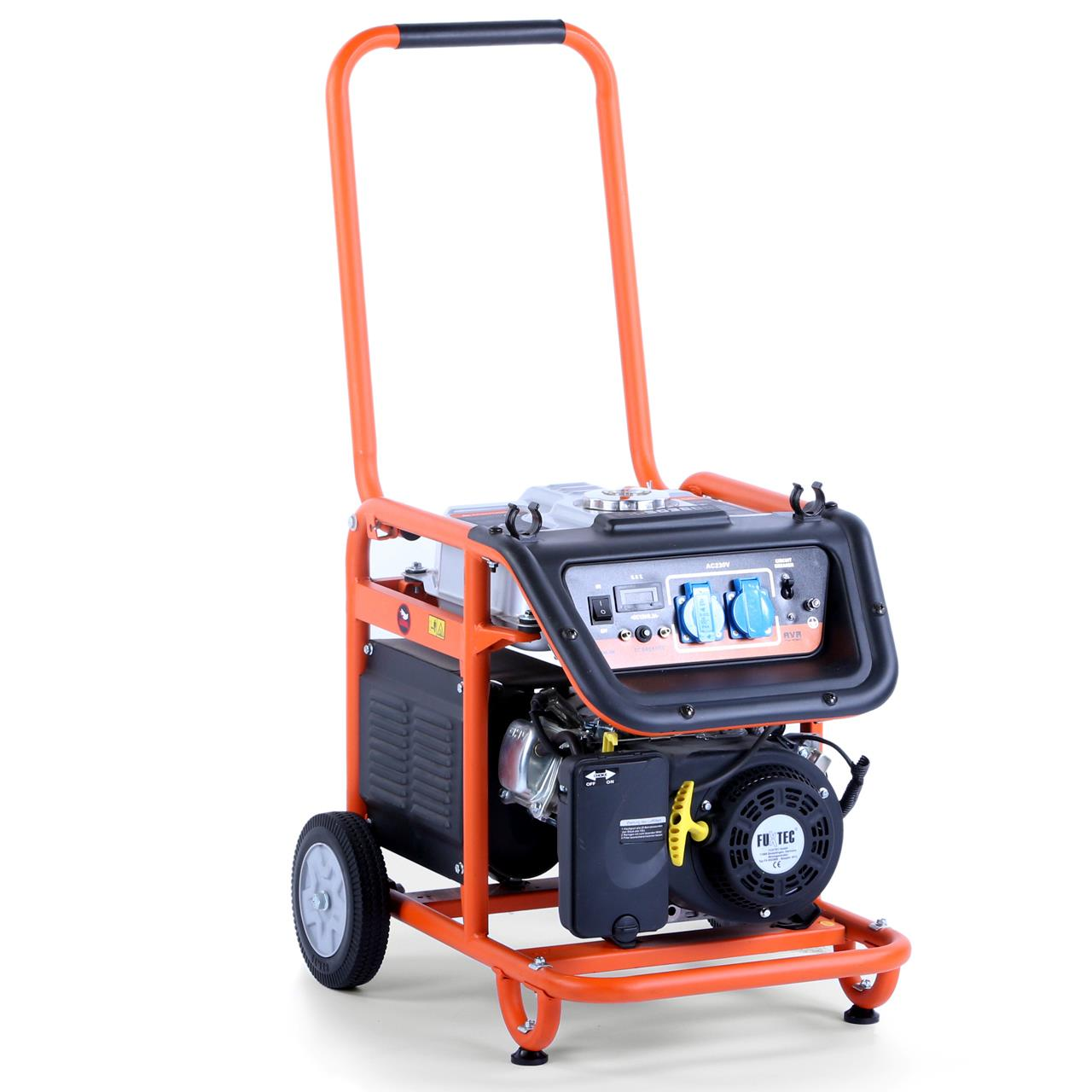 FUXTEC Stromerzeuger FX-SG3800