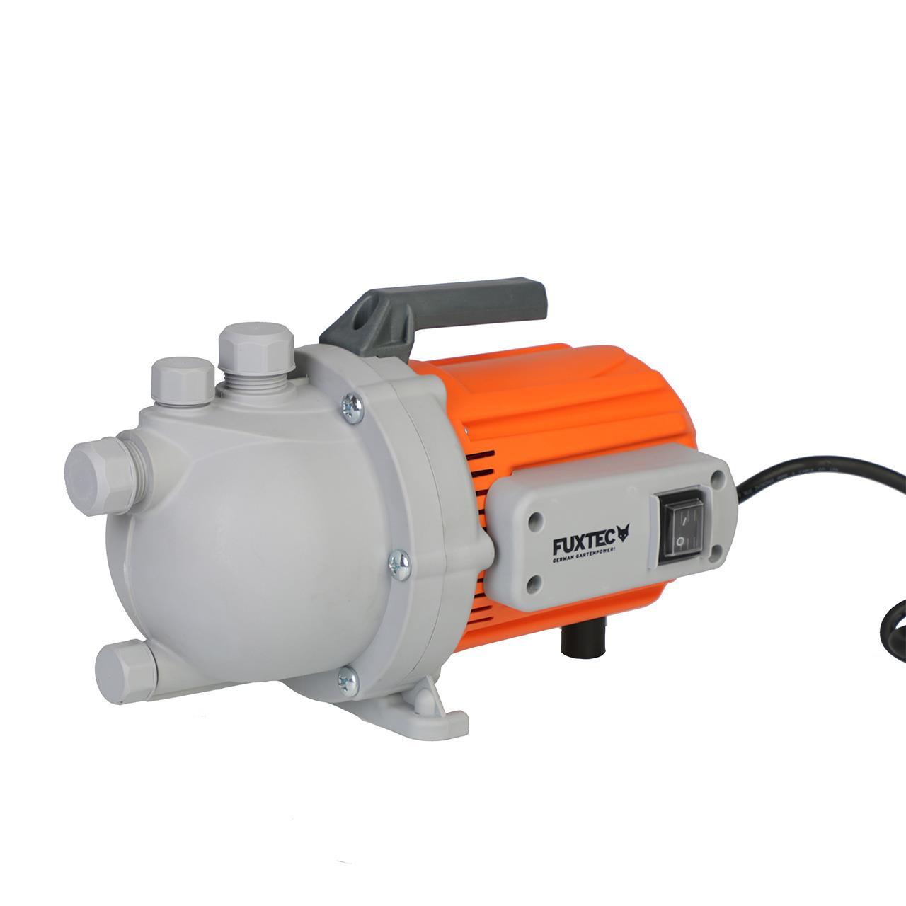 FUXTEC Gartenpumpe FX-GP1800