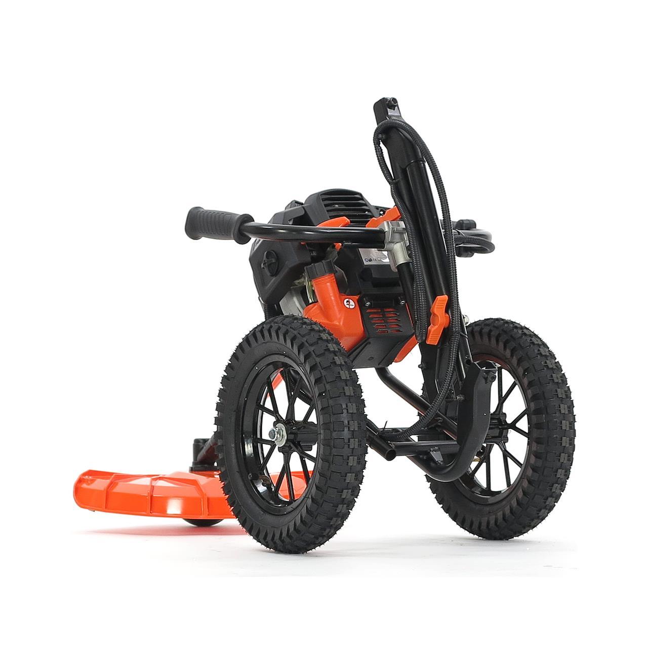 B-Ware FUXTEC FX-FSR152 Benzin Freischneider auf Rädern
