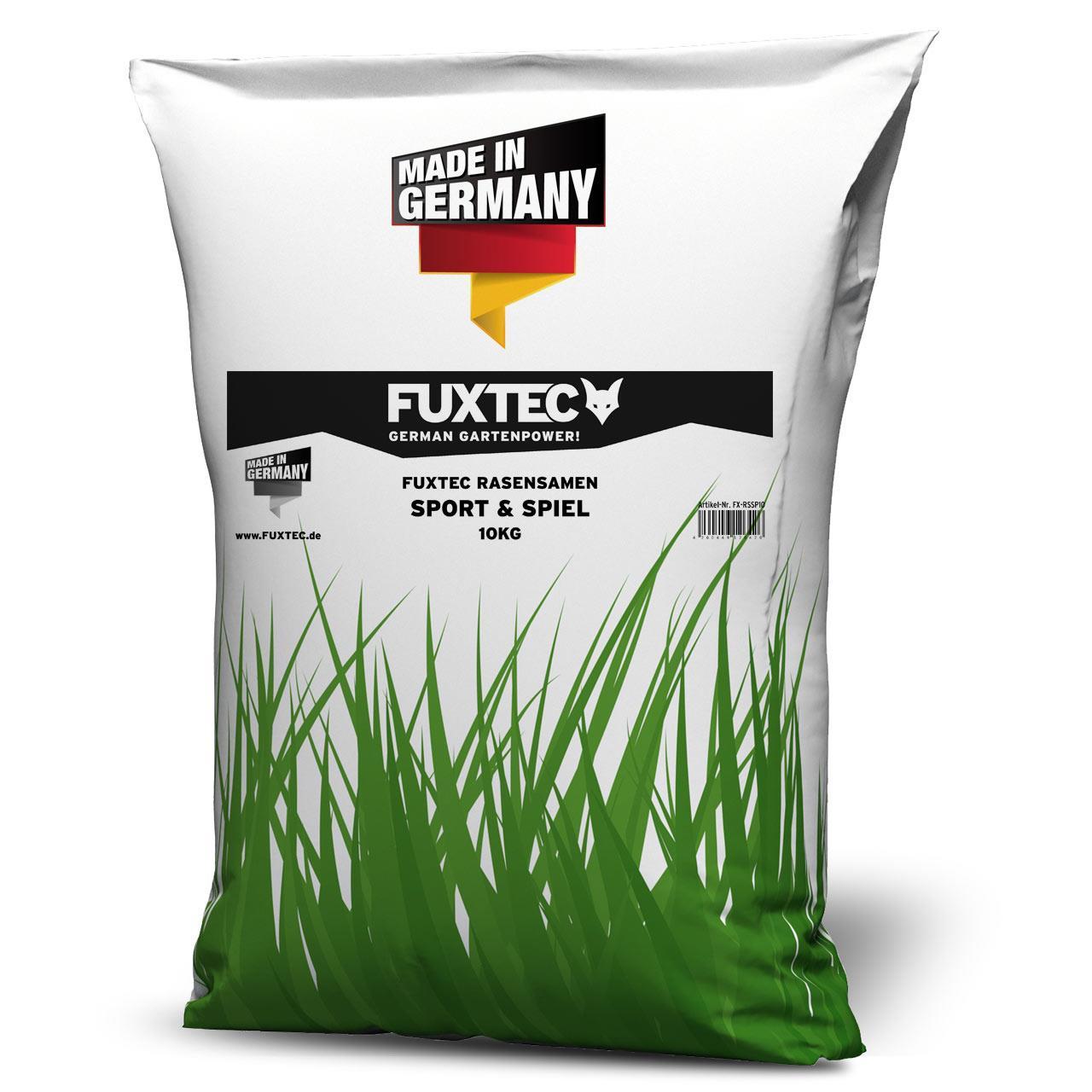FUXTEC Rasensamen Sport & Spiel 10 kg