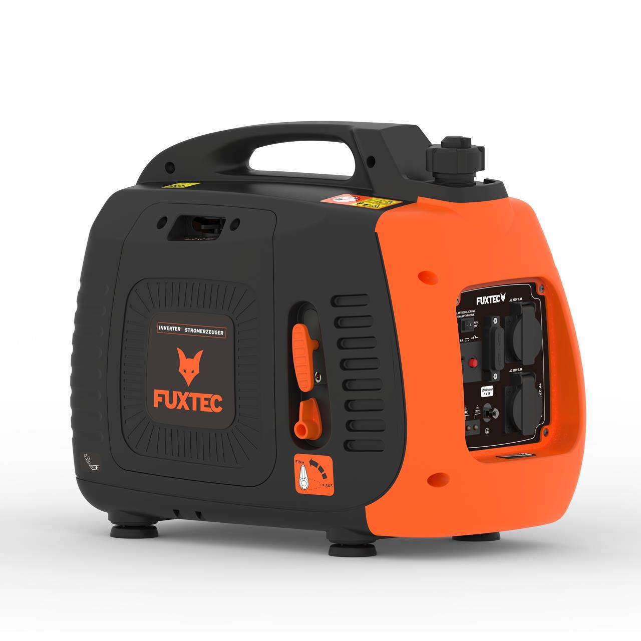 FUXTEC FX-IG12 Inverter Stromerzeuger