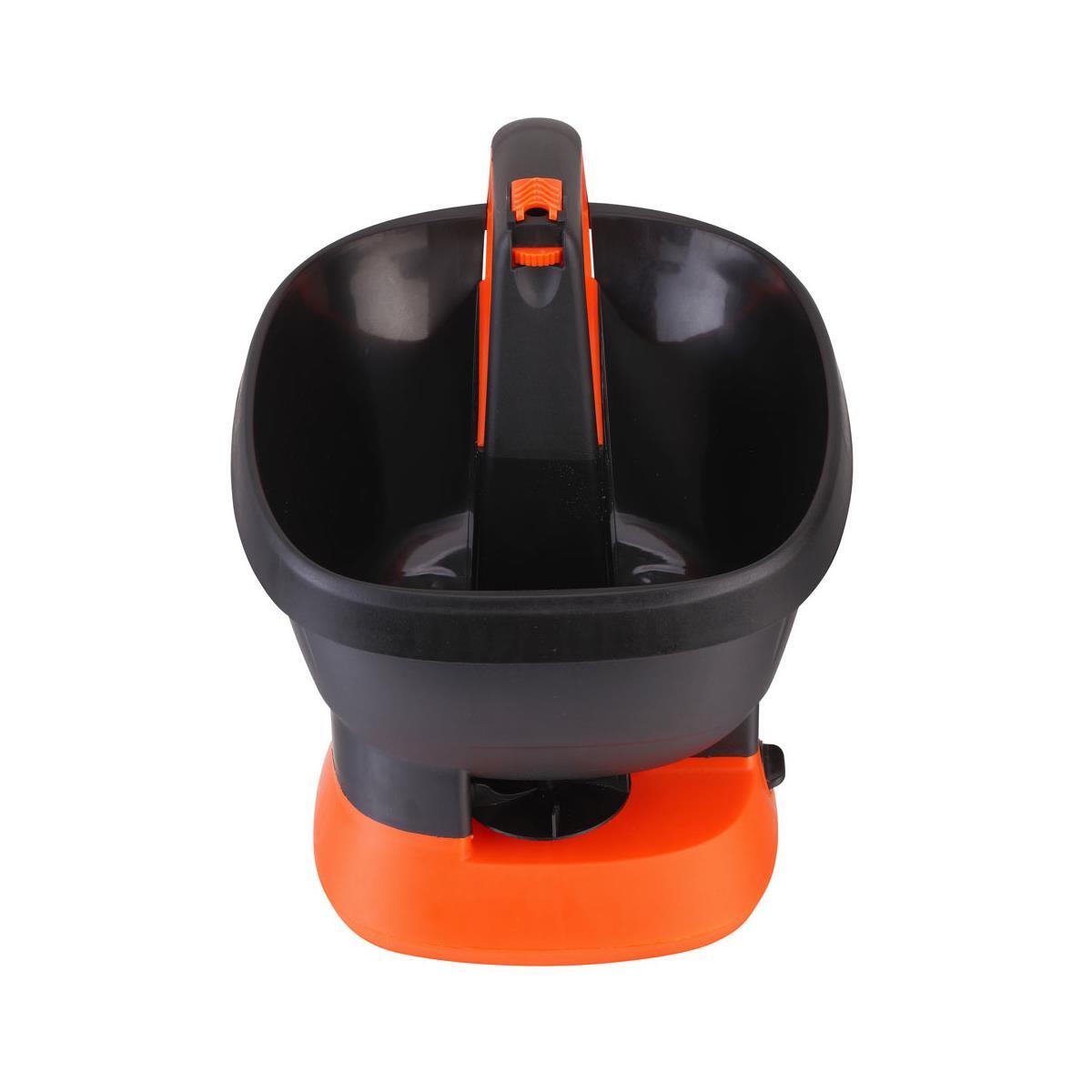 FUXTEC Universalstreuer - batteriebetrieben