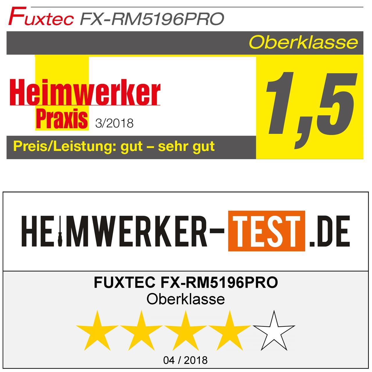 Benzin Rasenmäher FX-RM5196PRO