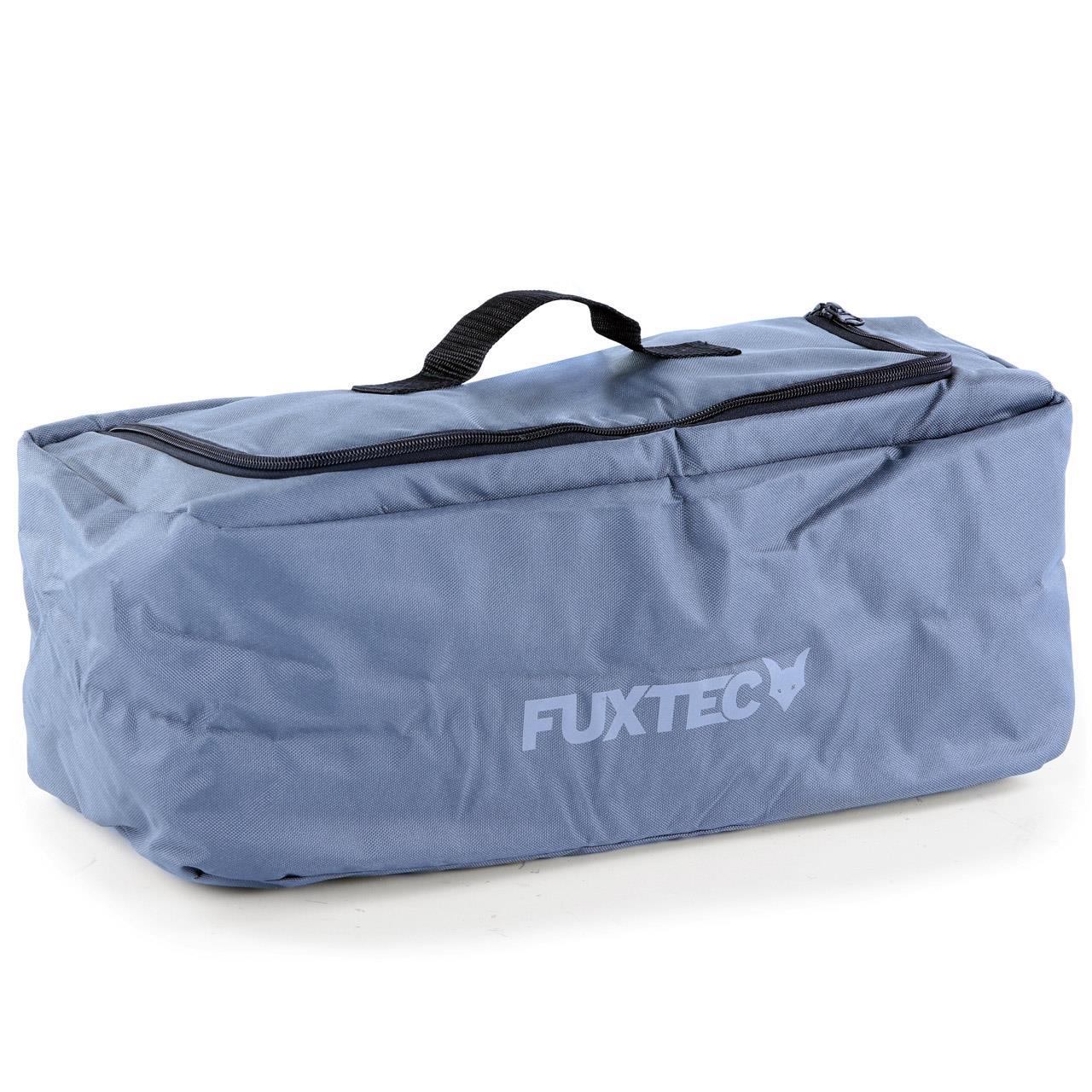 FUXTEC Kühltasche GRAU für Bollerwagen